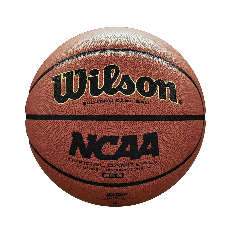 Orange Microfiber Wilson Sporting Goods NCAA Womens Final Four Championship Game Ball