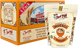 product image for Bob's Red Mill Resealable Old Country Style Muesli Cereal, 40 Ounce (Pack of 4)