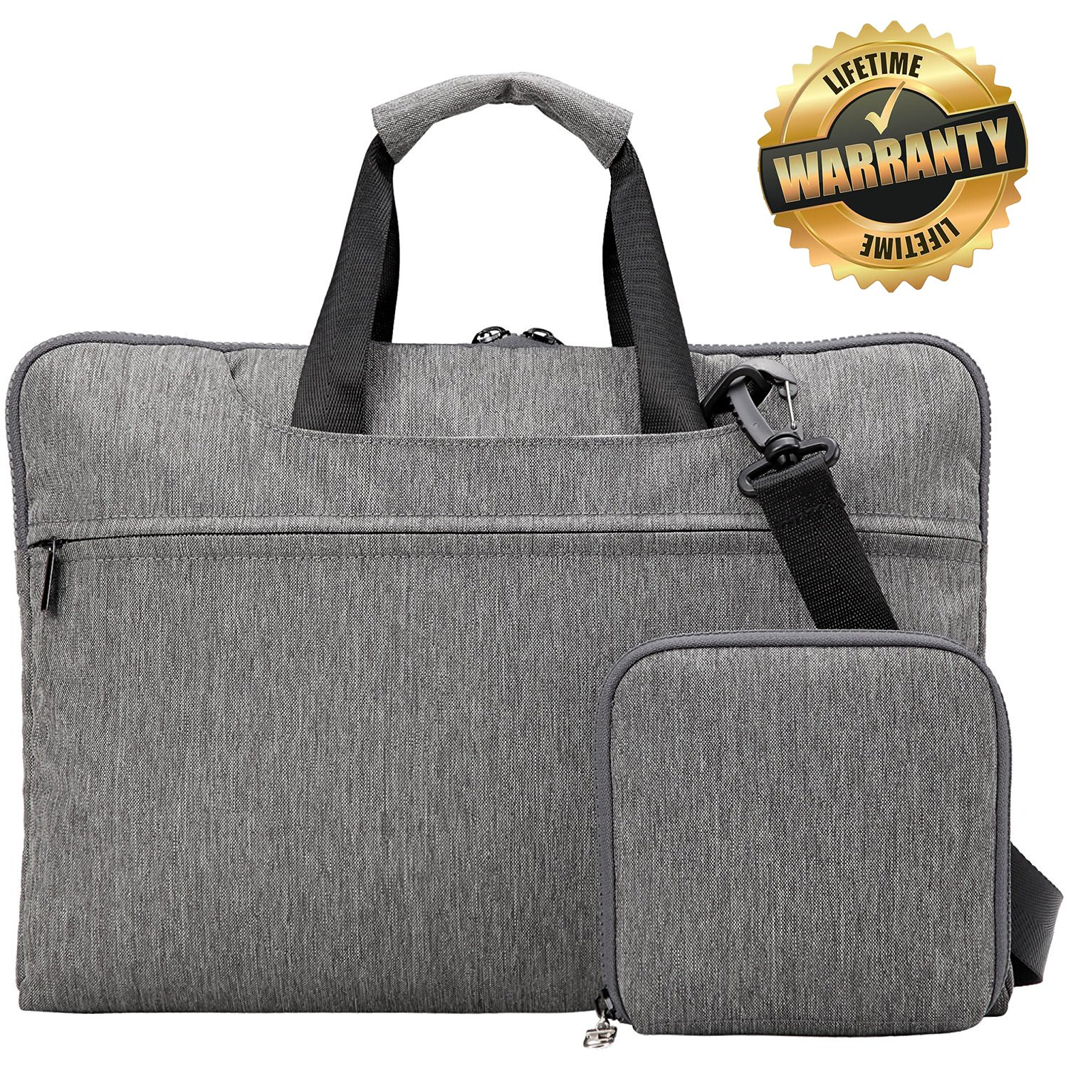 Laptop Tablet Bag - Computer Shoulder Messenger Briefcase For 13,14,15 inch Laptops/Tablet/Macbook/Notebook