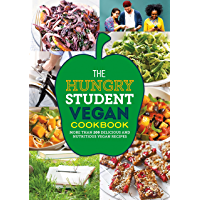 The Hungry Student Vegan Cookbook (The Hungry Cookbooks) (English Edition)