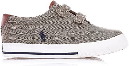 Polo Ralph Lauren – Beige Zapatos de plástico, con Cierre de ...