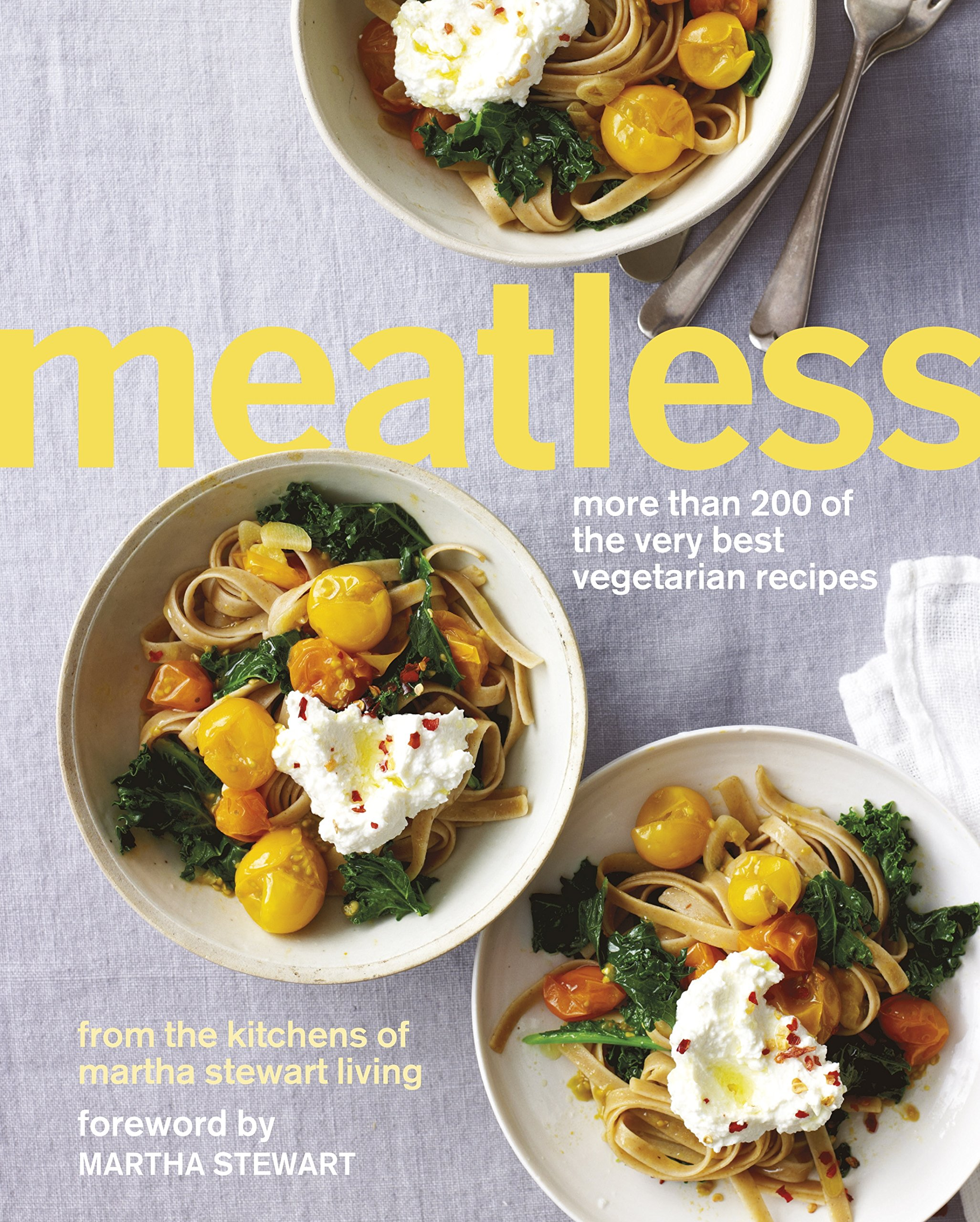 Download Meatless: More than 200 of the Best Vegetarian Recipes pdf epub
