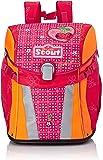 Scout 73510797200 Sunny Schulranzen-Set, Rot