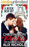 Christmas in Paris (3 sweetly sexy Christmas rom-com books)