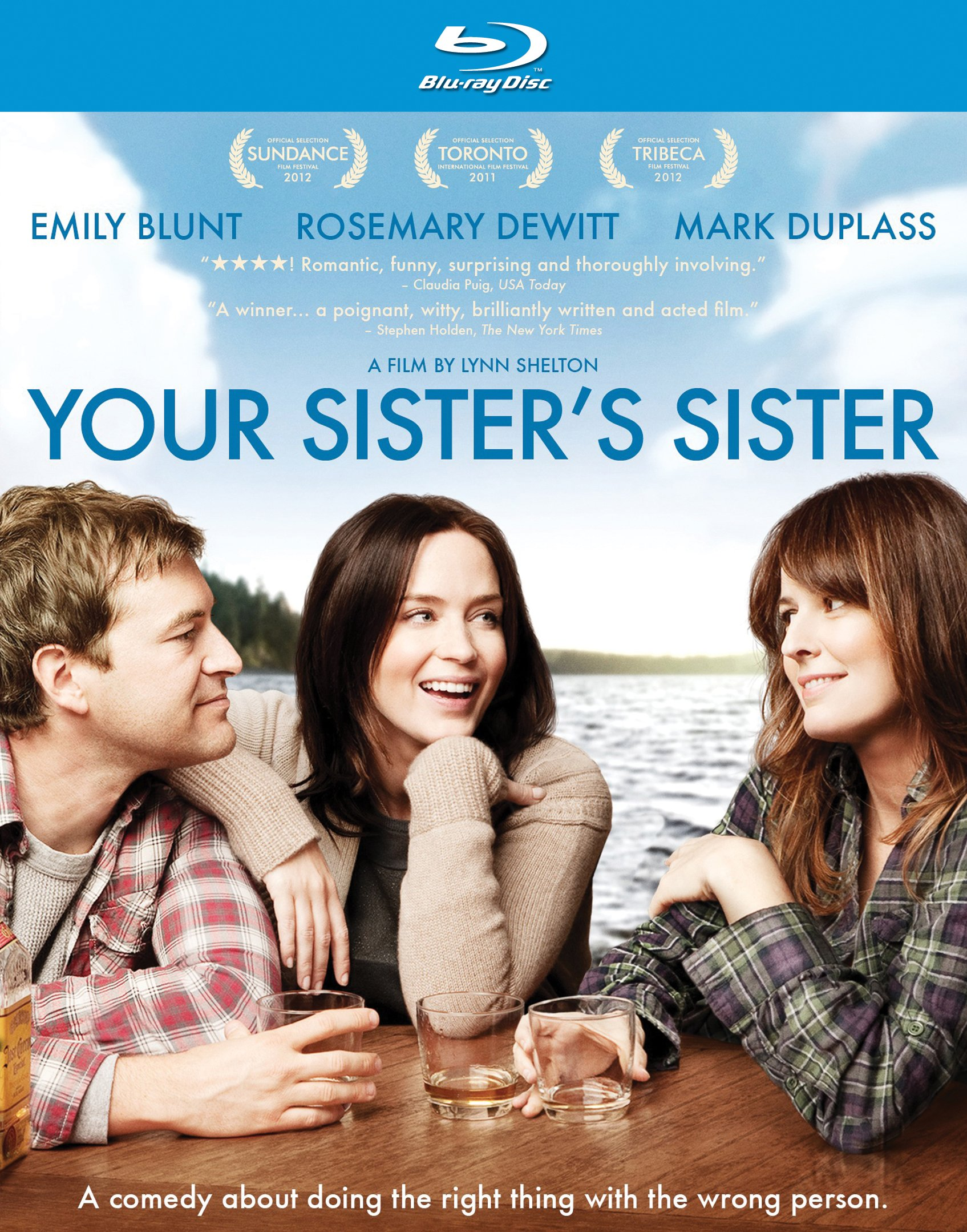Blu-ray : Your Sister's Sister (Blu-ray)