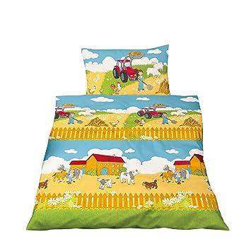 Aminata Kids Susse Kinderbettwasche Bettwasche Kinder 100x135