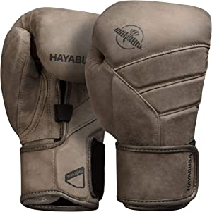 Hayabusa T3 LX Italian Leather Boxing Gloves for Men and Women