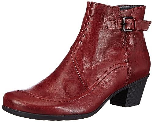 Gabor Shoes 74.691.55, Damen Stiefel, Rot (dark-red), EU 40 (UK 6.5 ... d5d5df9b7d