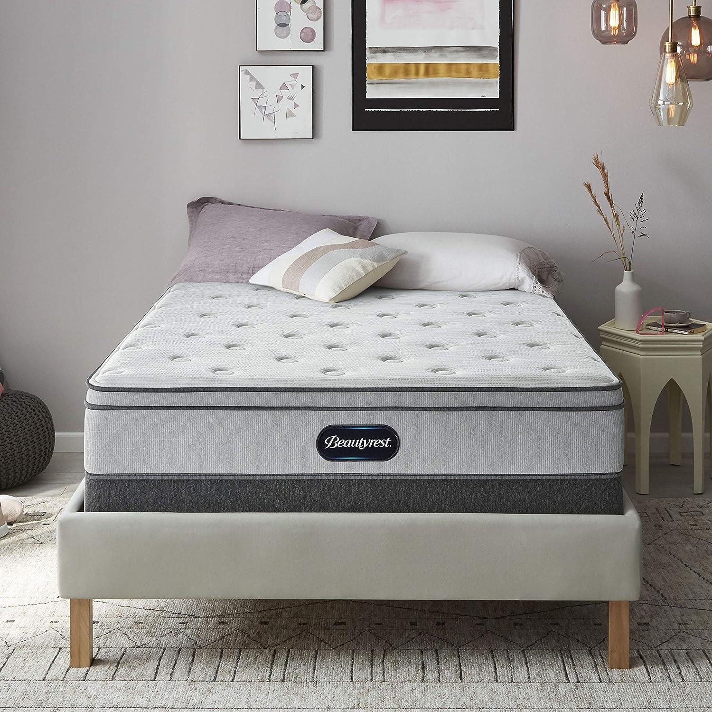 Simmons Beautyrest Luxury Pillow Top Mattress – Queen