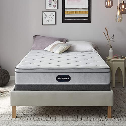 Beautyrest BR800 12 inch Plush Euro Top Mattre