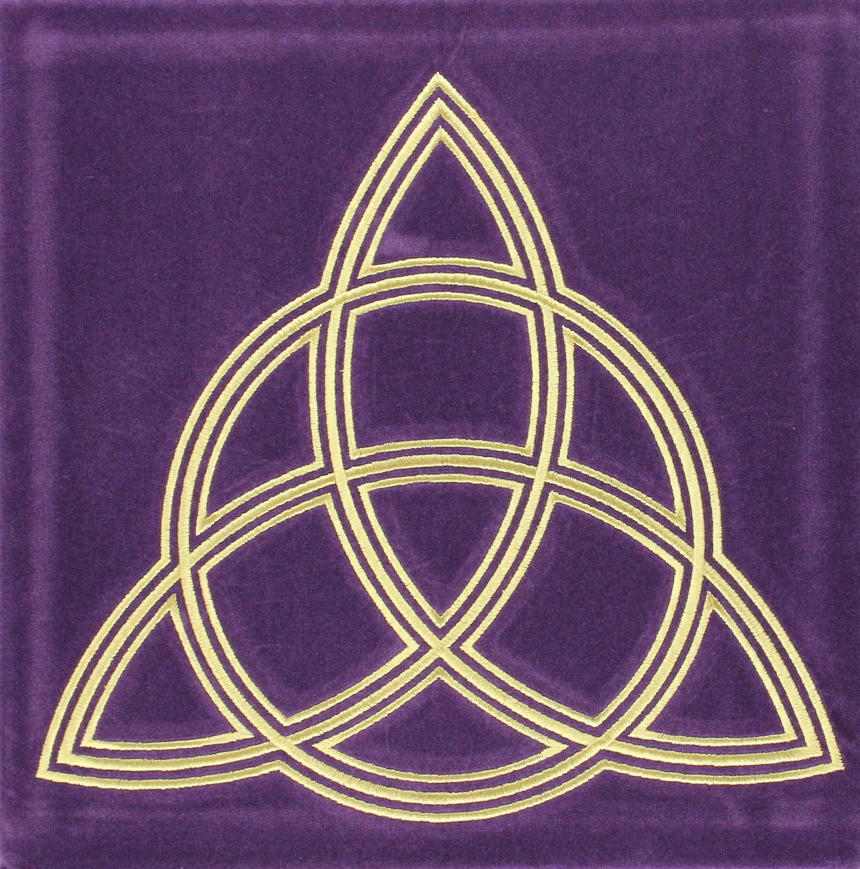 Triple Goddess Velvet Cloth (Lienzos de Lo Scarabeo Lo ...