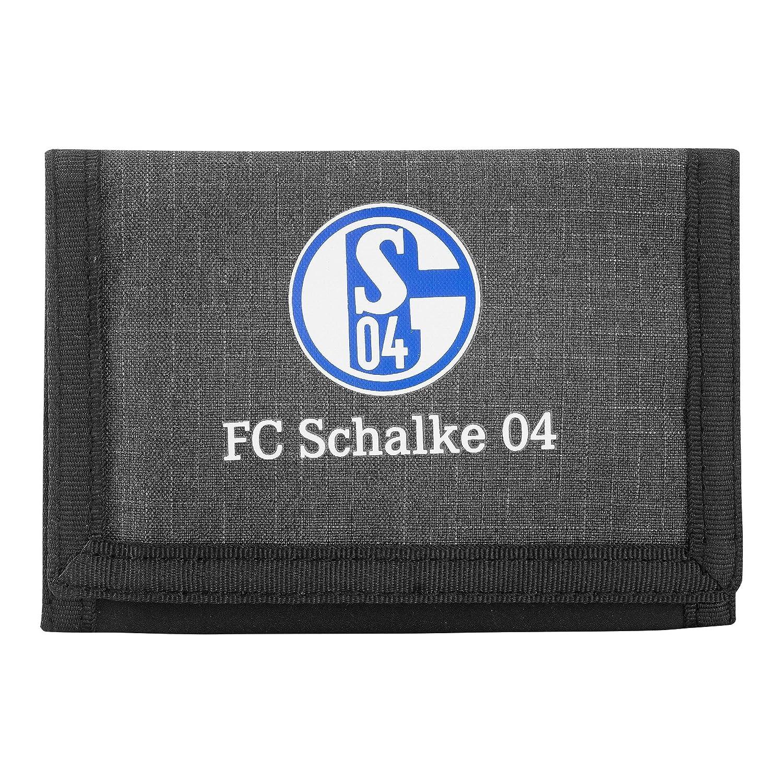 FC Schalke 04 Logo Portemonnaie Geldbörse Multi)