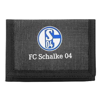 Schalke 04 Geldb/örse mit Kette