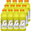 12-Pack Gatorade Thirst Quencher Lemon-Lime, 20 Ounce Bottles