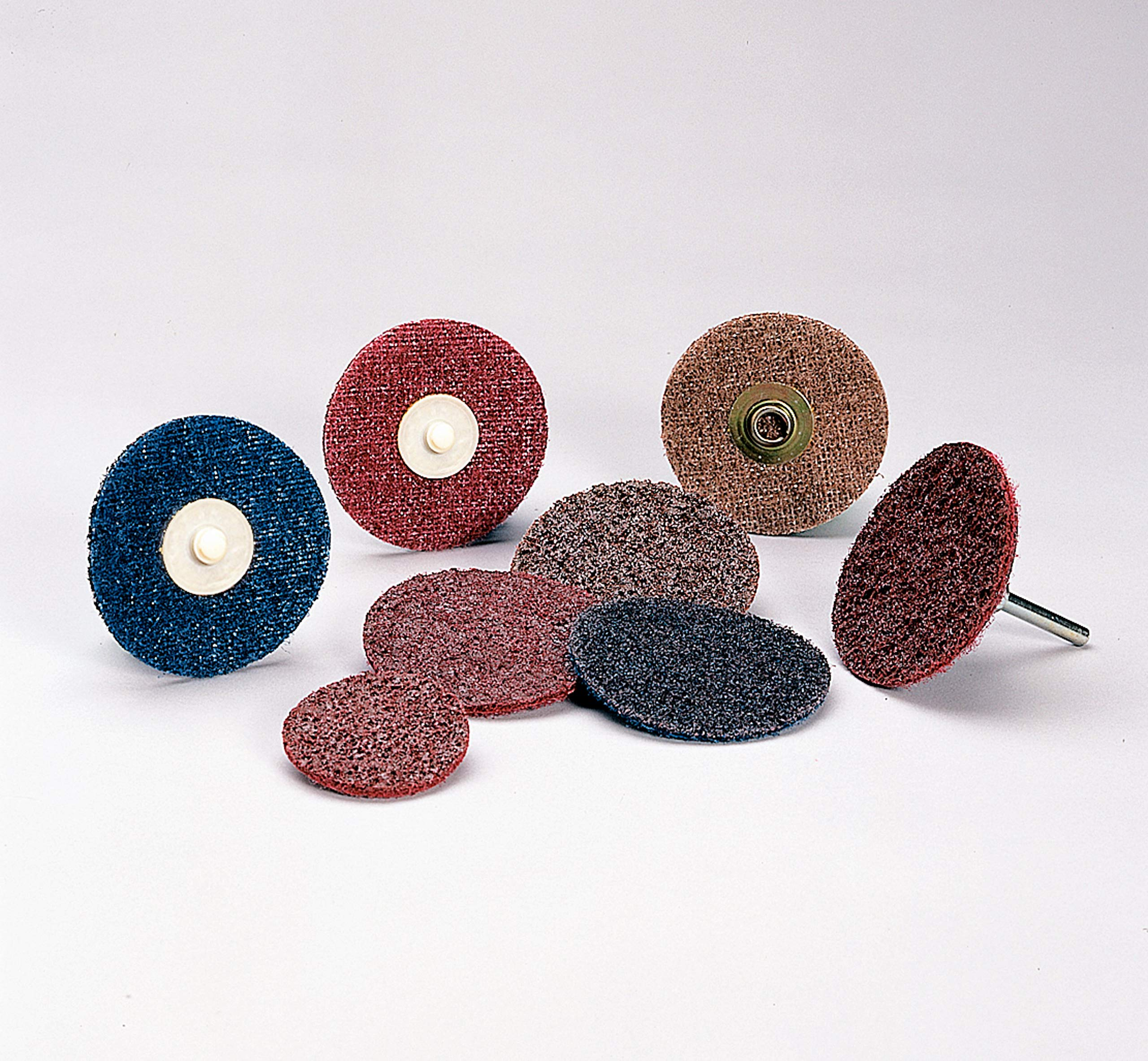 Standard Abrasives Quick Change TSM Surface Conditioning GP Disc 840538, 4 in MED