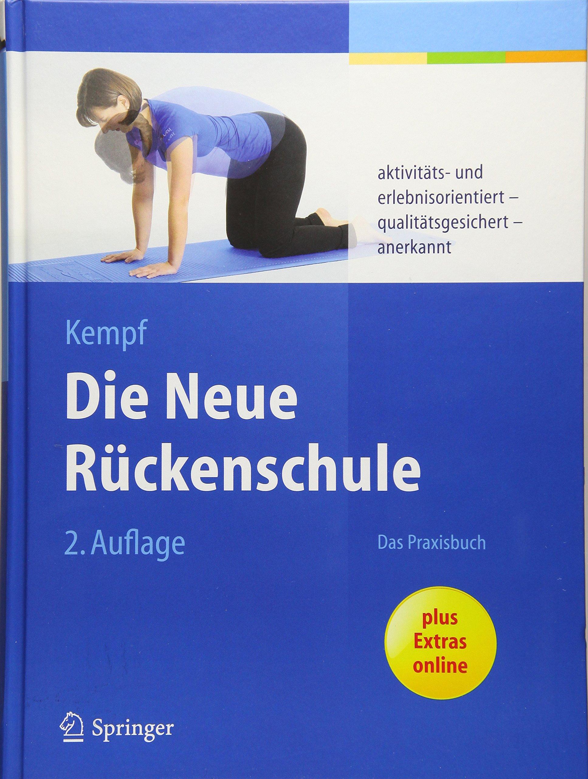 Die Neue Rückenschule: Das Praxisbuch: Amazon.de: Hans-Dieter Kempf ...