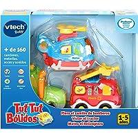 VTech TutTut Bólidos Pack de 3 Coches