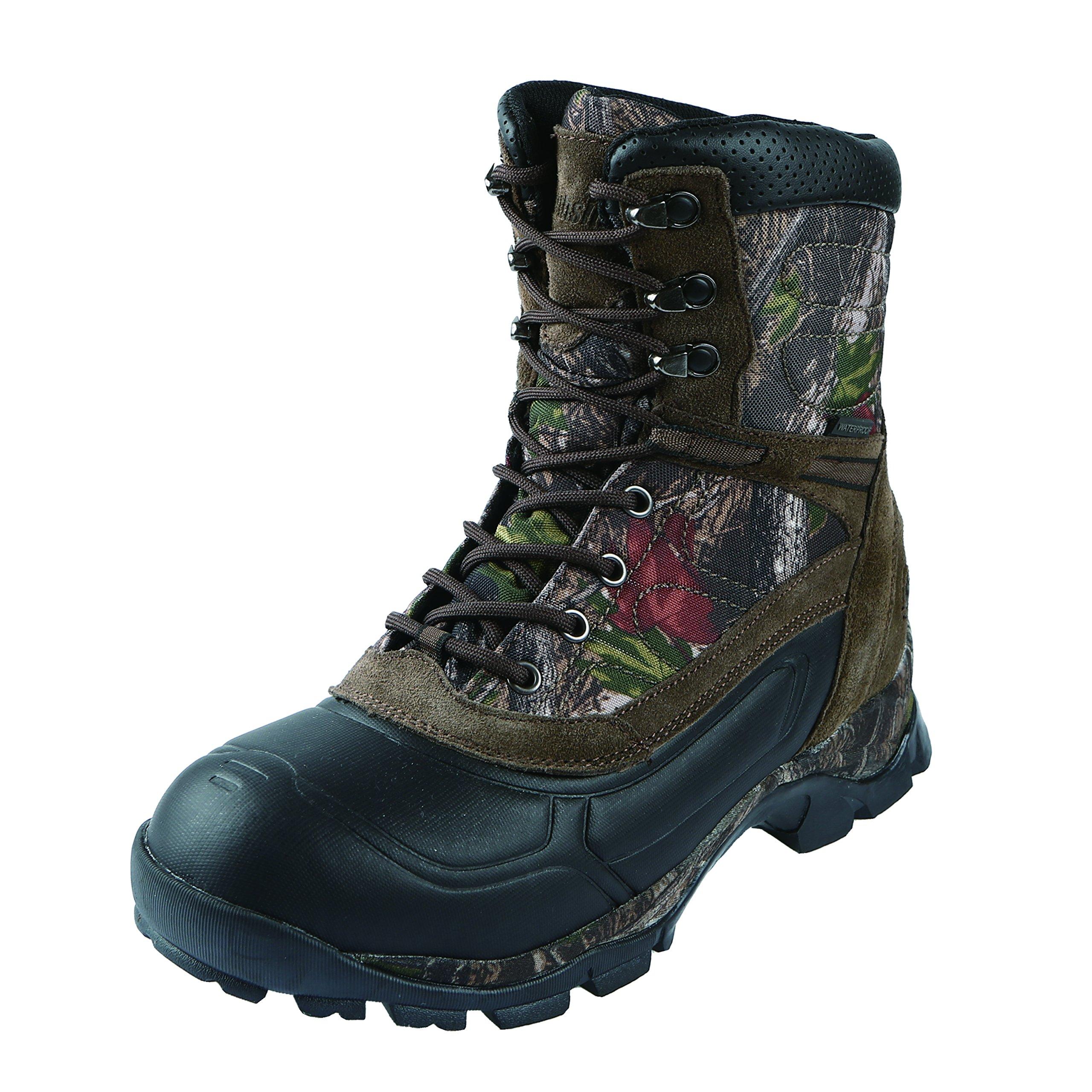 Northside Men's Banshee 600 Hunting Boot, Brown Camo, 8.5 M US