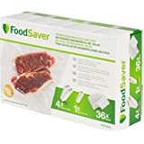 FoodSaver FGP252X Consumables Vacuum Seal Bags Combo Pack
