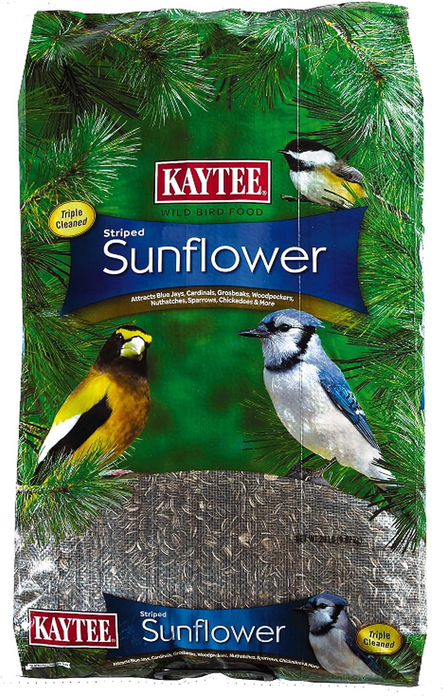 Kaytee Striped Sunflower Wild Bird Food