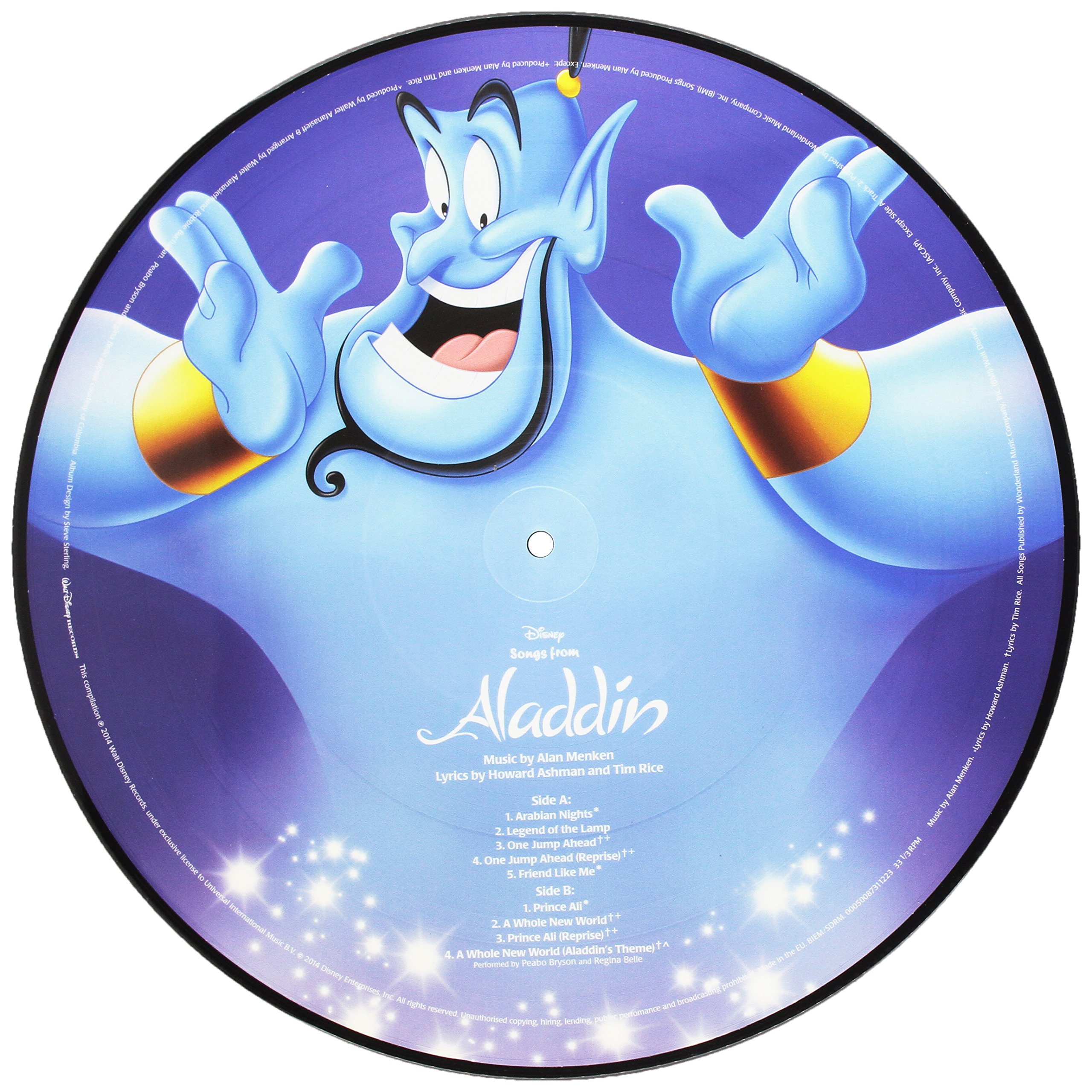 Songs From Aladdin by Disney (Image #3)