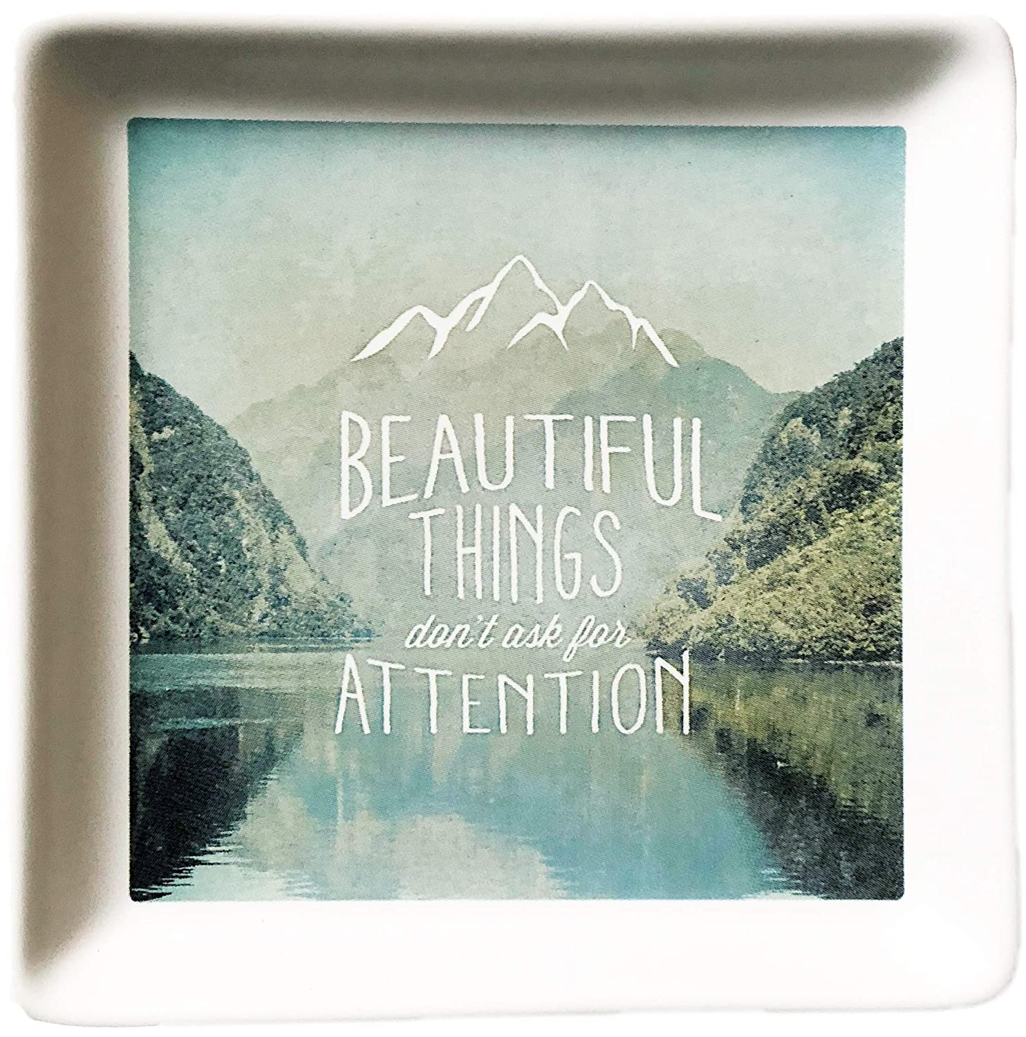 Primitives by Kathy Trinket Tray Scenic Route
