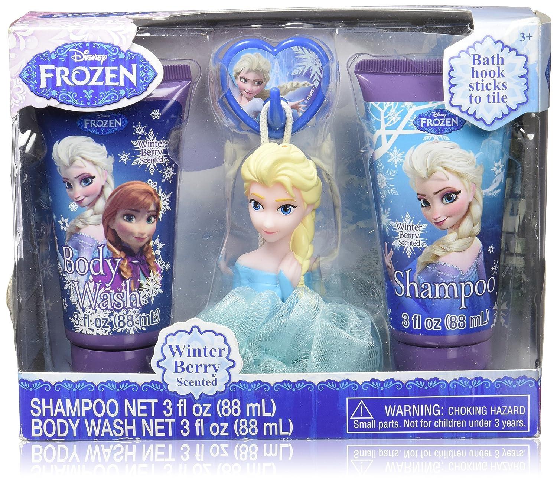 Disney's Frozen Elsa Shampoo & Body Wash Set USA