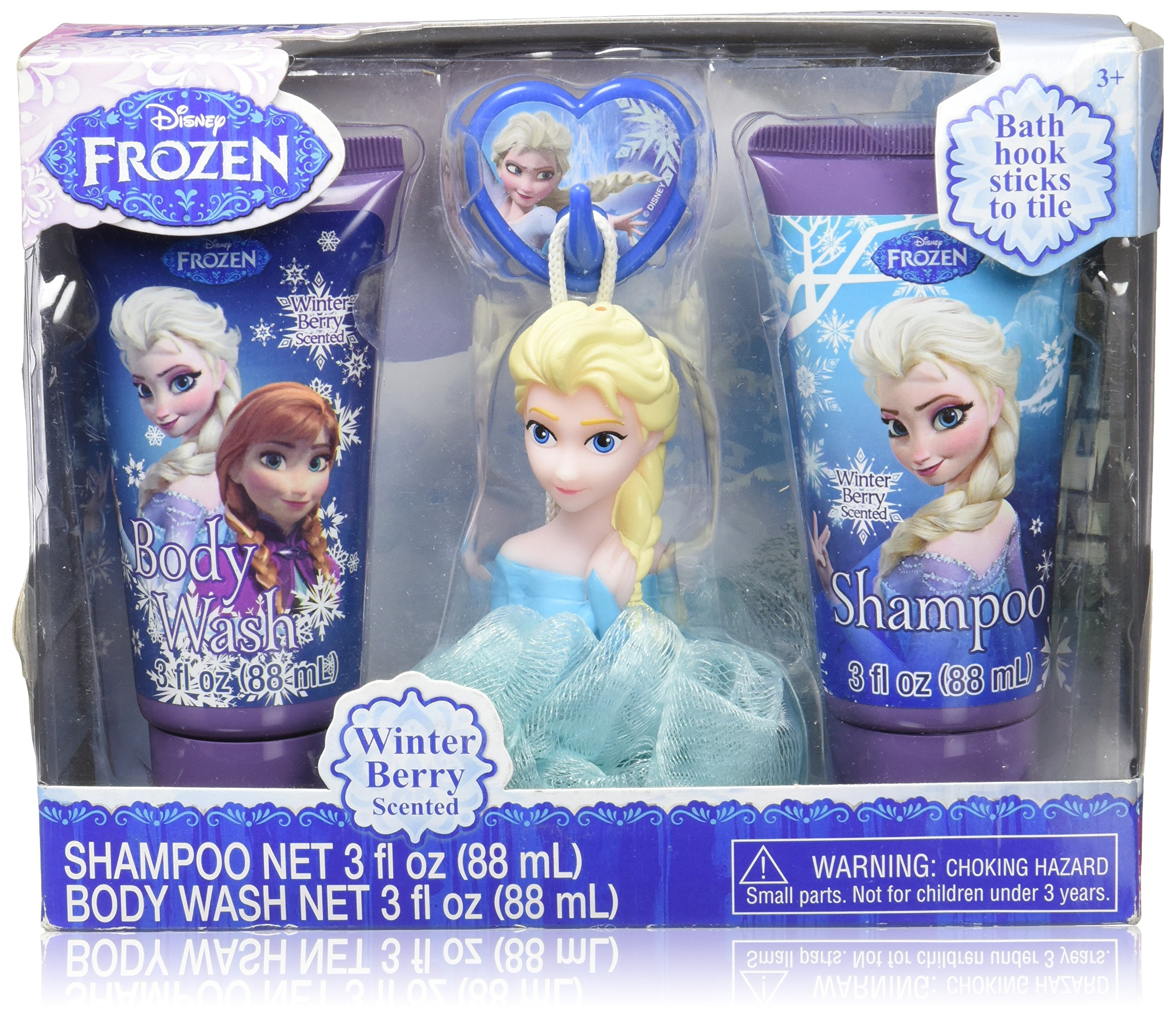 Disney's Frozen Elsa Shampoo & Body Wash Set