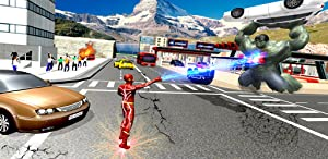 Super Speed Flash Hero: Flash Games from 3D Futuristic Games