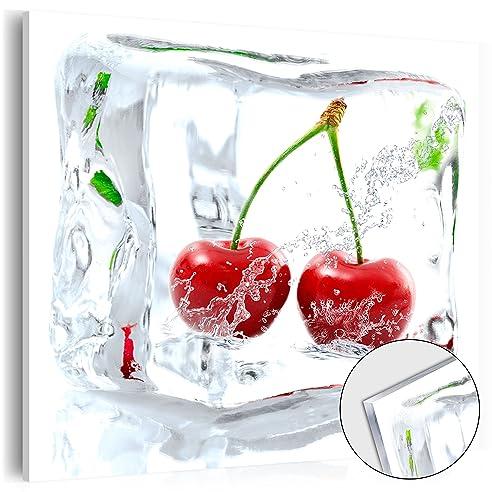 Murando – Acrylglasbild Obst 40X40 Cm - Glasbilder - Wandbilder