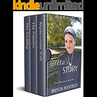 Amish Romance: Greta's Story: Three Romance Box Set