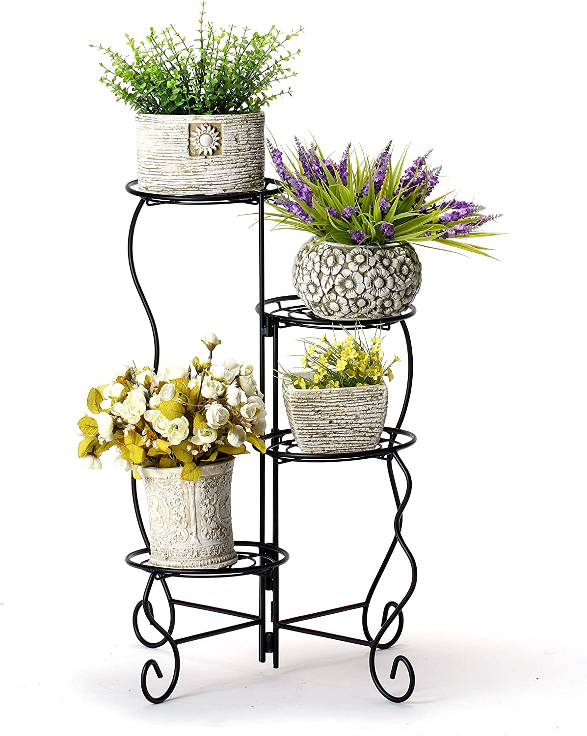 Worth Heavy Duty 4-Tier Plant Stand