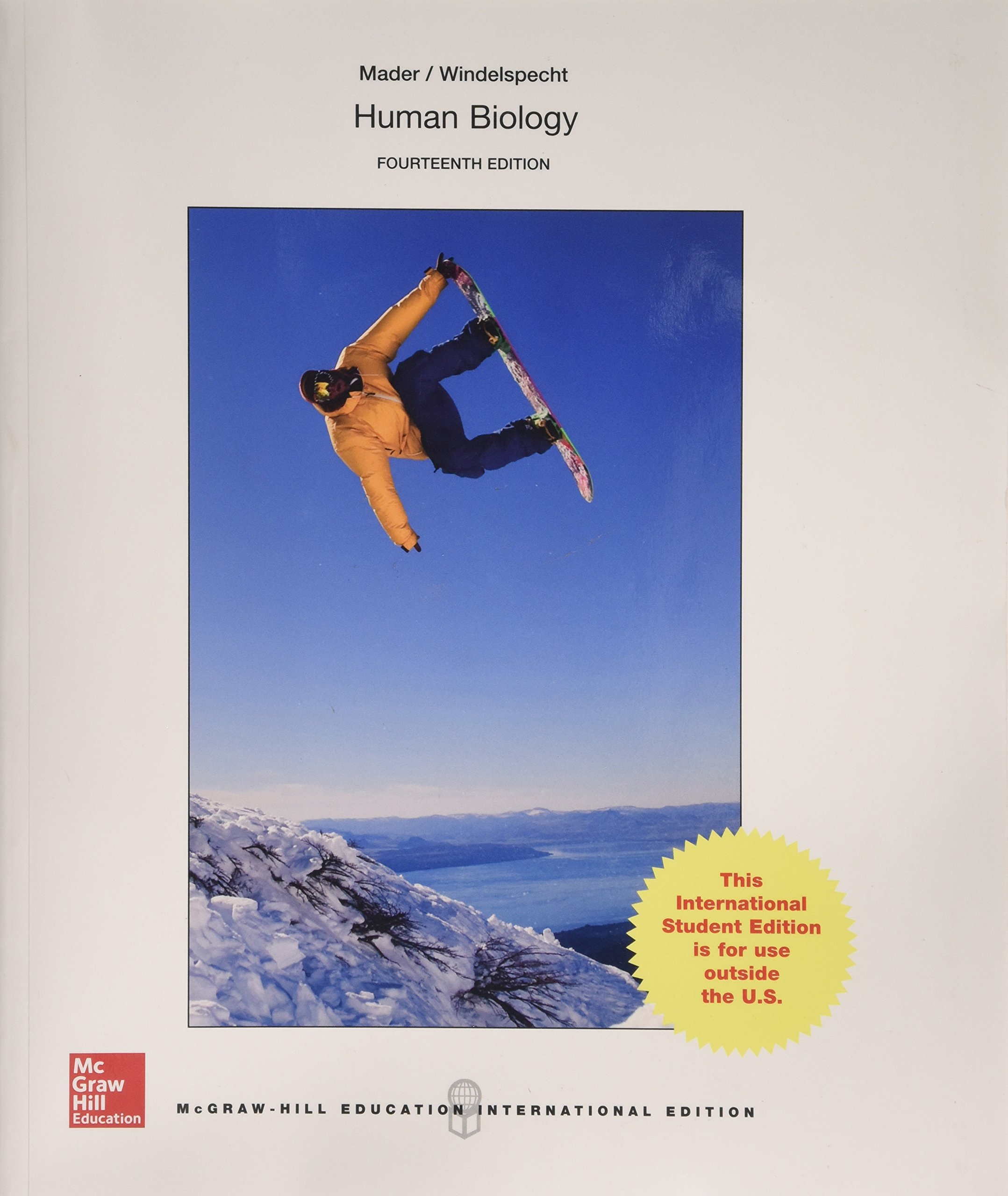 Human Biology: Sylvia S. Mader, Michael Windelspecht: 9781259252006:  Textbooks: Amazon Canada