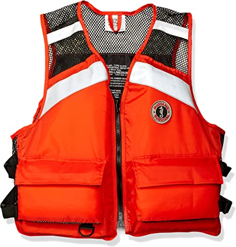 Neoprene Inflatable <span>Mustang Life Vest</span> [Mustang Co.] Picture