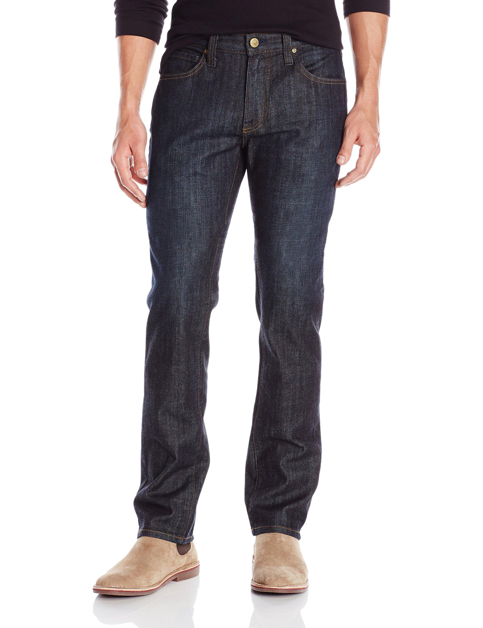 Agave Men's Rocker Slim Fit 5 Pocket Jeans In Leaucadia, Leucadia, 40
