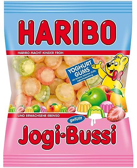Haribo besitos Jogi, paquete 6 unidades (6 x 200g)