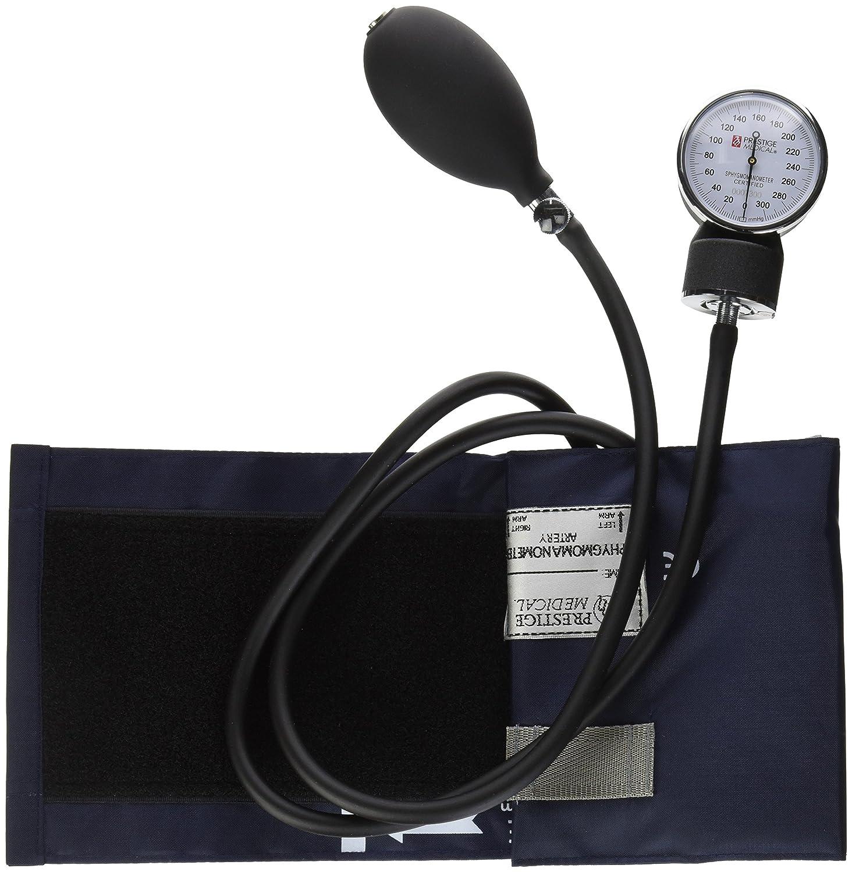 NCD Medical la presión arterial esfigmomanómetro Cuff Burdeos: Amazon.es: Salud y cuidado personal