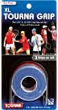 Tourna Grip XL Original Dry Feel Tennis Grip 3 Pack