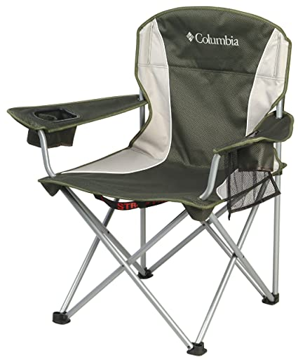 Remarkable Amazon Com Columbia Trek And Travel Ii 350 Pound Camp Unemploymentrelief Wooden Chair Designs For Living Room Unemploymentrelieforg