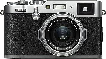 Amazon | FUJIFILM デジタルカメラ X100F シルバー X100F-S | デジタル ...