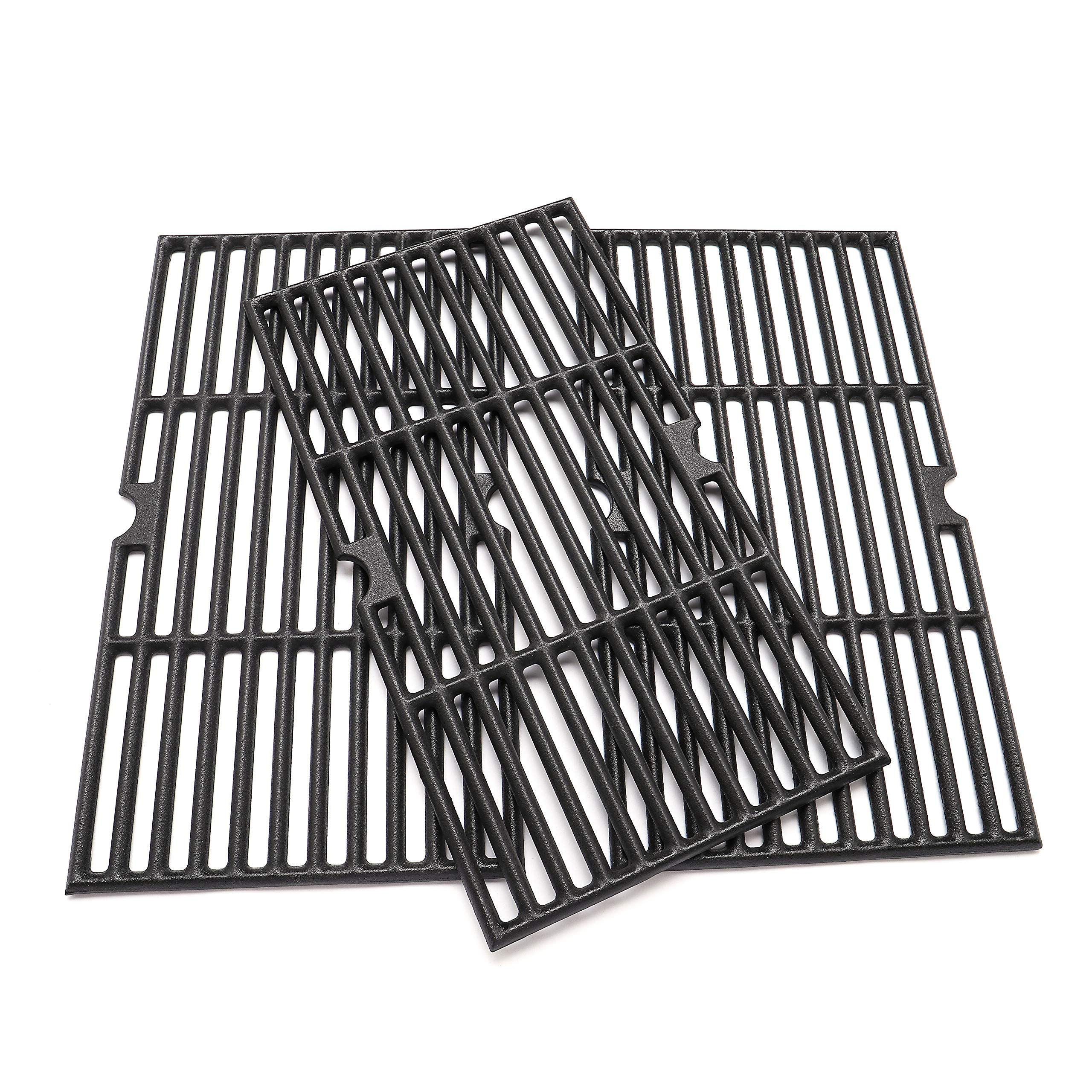 Grates 16 15/16'' for Charbroil 463420507, 463420508, 463420509, 463420510, 463420511, 463436213, 463436214, 463436413, 463440109, 463441312, 463441412, 463441512, 463441513, 463441514, 466420909 by Grill Valueparts