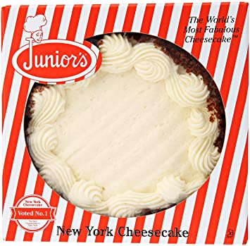 Junior S Cheesecake 6 Carrot Cake 1 5 Lb Frozen Amazon Com