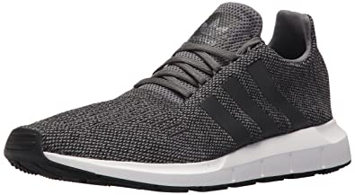 08066be4e adidas Originals Men s Swift Running Shoe Grey Black White 12 ...