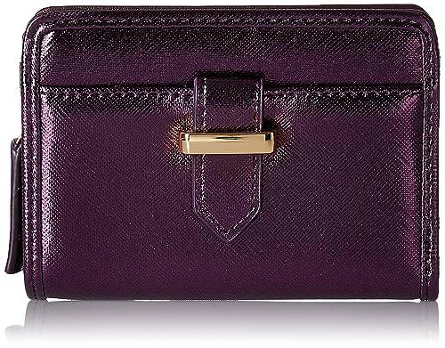 Accessorize - Cartera para mujer Mujer, (metálico), talla única: Amazon.es: Zapatos y complementos