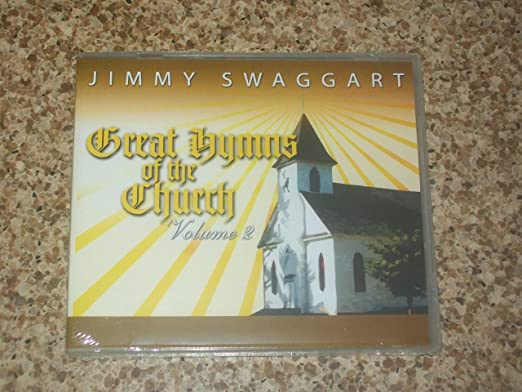 Amazon com : JIMMY SWAGGART CD GREAT HYMNS OF THE CHURCH VOLUME 2