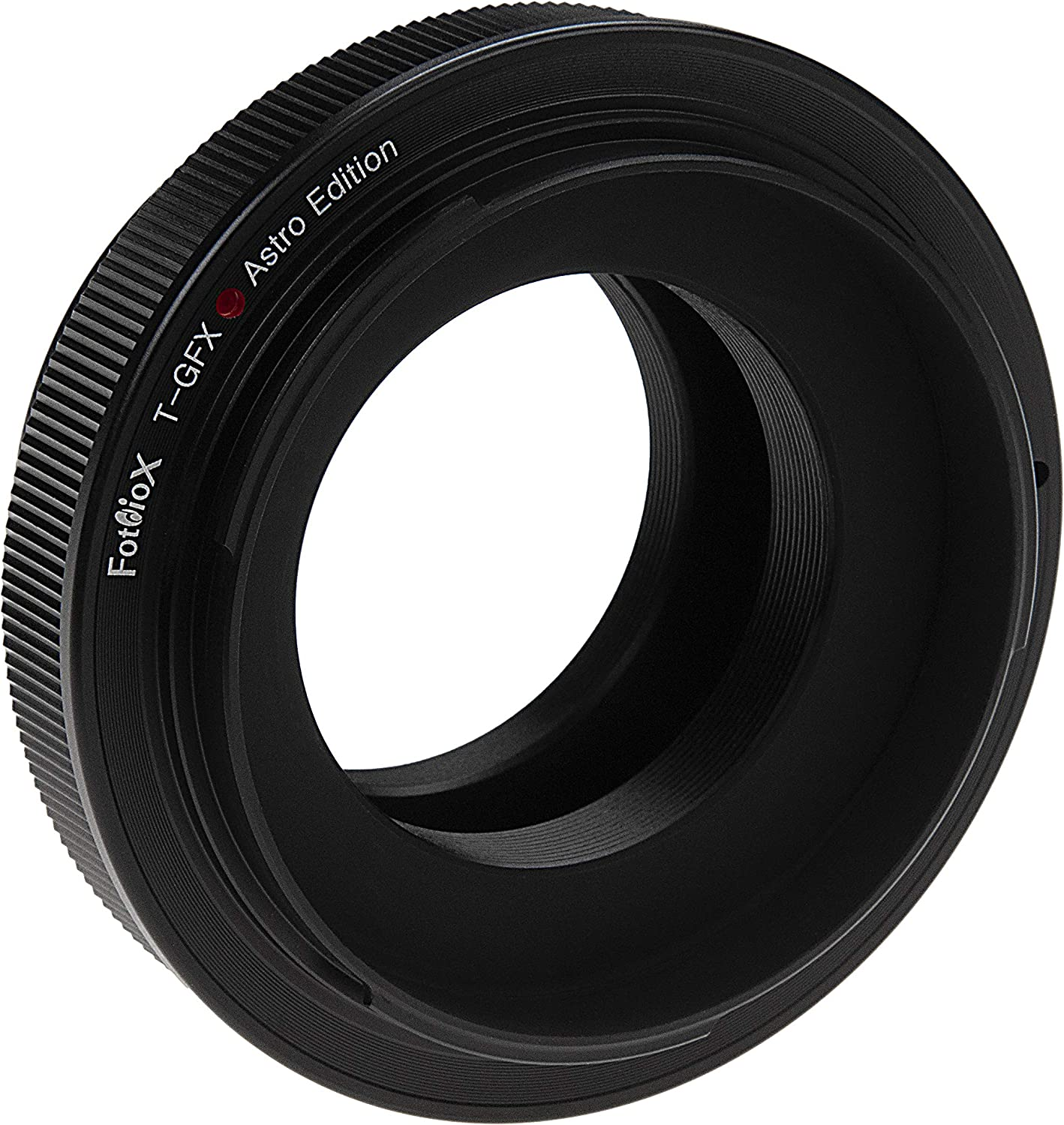 Fotodiox Lens Adapter Astro Edition Compatible with T-Mount T//T-2 Screw Mount Telescopes to Fujifilm Fuji G-Mount GFX Cameras for Astronomy