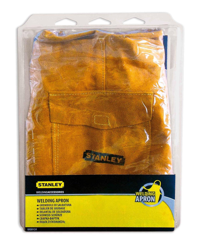 Stanley 460402 - Delantal de piel