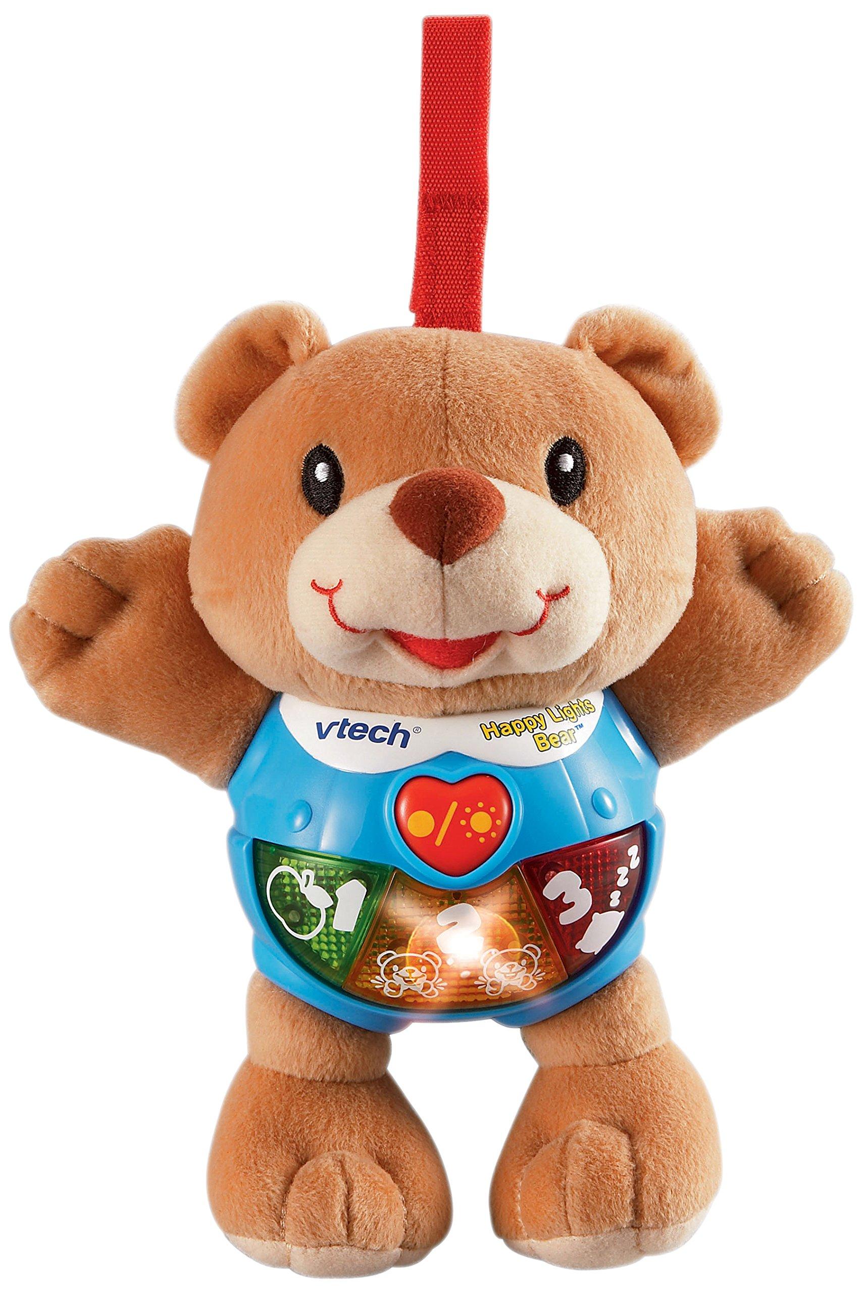 VTech Happy Lights Bear, Brown by VTech