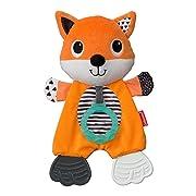 Infantino Cuddly Teether, Fox