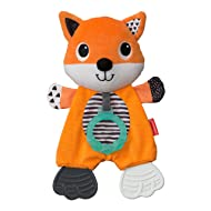Infantino Cuddly Teether, Fox